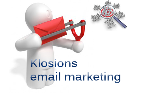 Klosions email marketing